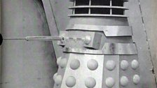 The 1st Appearance Of The Dalek