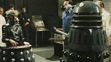 The Dalek Appearing Opposite Davros