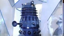 The Dalek in the 20th Anniversary Special
