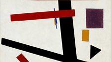 Kazimir Malevich (1878 - 1935) Supremus No.50 1915