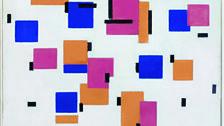 Piet Mondrian - Composition in Colour B, 1917