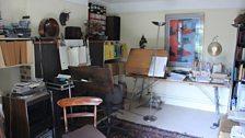 Composers' Rooms: No.17 Alexander Goehr