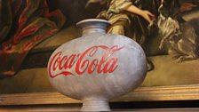 Installation image, Ai Weiwei at Blenheim Palace.