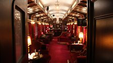 Inside the Orient Express