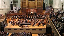Stephen Bell conducts the Ulster Orchestra to celebrate 90 years of the BBC in Northern Ireland