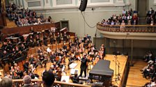 Ulster Orchestra with Conductor Stephen Bell