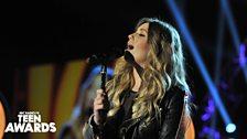 Ella Henderson at BBC Radio 1's Teen Awards 2014