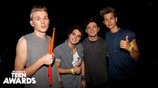 The Vamps (feat. Shawn Mendes) - Me and My Broken Heart at BBC Radio 1's Teen Awards 2014