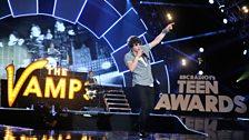 The Vamps at BBC Radio 1's Teen Awards 2014