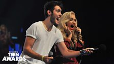Alfie Deyes and Rita Ora find out who is screaming the loudest
