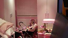 Before: Katie's bedroom