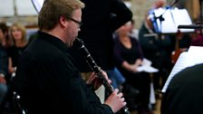 Peter Sparks, from Royal Northern Sinfonia