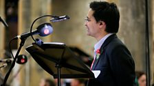 Rana Mitter introduces Words and Music