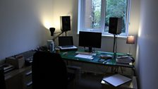 Composers' Rooms: No.22 Larry Goves