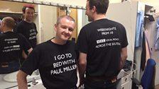 Paul Miller T-Shirt