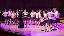 North London Collegiate School Chamber Choir (photo credit - Tas Kyprianou)