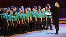 Lindley Junior School Choir (photo credit Tas Kyprianou)