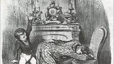 Honoré Daumier, In the manner of Henri IV, As You Like It series, 1852