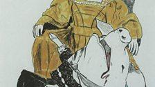 Paula Rego, Unhappy Courtship, Prince Pig series, 2006