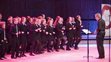 Lincoln Minster School Chamber Choir (photo credit Tas Kyprianou)