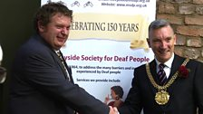 Celebrating 150 years of Merseyside Society for Deaf People