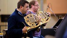 The BBC Symphony Orchestra