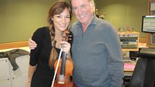 Nicola Benedetti and Sir Terry