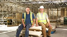 Canterbury Cathedral Senior Stonemasons