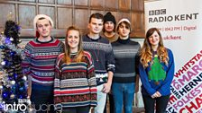 Abbie McCarthy and Coronation Ball at BBC Introducing in Kent's Christmas Special