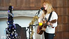 Florrie at BBC Introducing in Kent's Christmas Party
