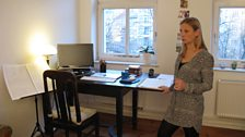 Composers' Rooms: No.24 Charlotte Bray