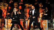 Clare Teal, Matthew Ford and the BBC Big Band - Town Hall Birmingham 16 December 2014