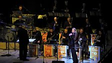 Clare Teal and the BBC Big Band - Town Hall Birmingham 16 December 2014