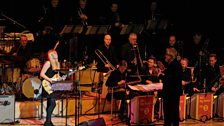 Joanne Shaw Taylor and the BBC Big Band - Town Hall Birmingham 16 December 2014