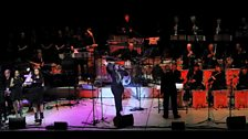 Mica Paris and the BBC Big Band - Town Hall Birmingham 16 December 2014