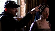 Peter Kosminsky and Claire Foy