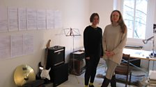 Composers' Rooms: No.26 Rebecca Saunders