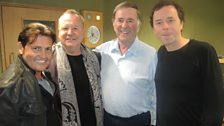 Simple Minds with Sir Terry