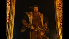 Portrait of Henry VIII, after Holbein