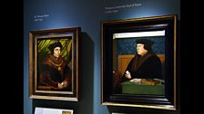 Thomas More and Thomas Cromwell, after Holbein