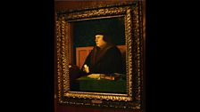 Sir Thomas Cromwell by Hans Holbein
