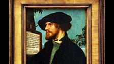 Bonifacius Amerbach by Hans Holbein