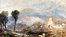 J.M.W. Turner, Ramah (Rachel's Tomb), c.1835