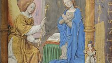 Book of Hours, 15th Century, French