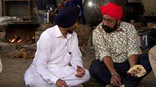 In search of authentic Punjabi cusine