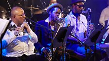 Enlightenment Ensemble – Rowland Sutherland, Steve Williamson and Shabaka Hutchings