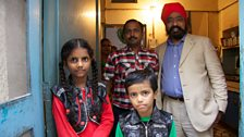 Family hospitality in the Punjab