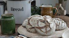 Sourdough bread made with Spelt flour