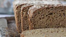 Einkorn tin loaf