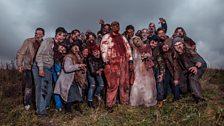 A herd of Zombies